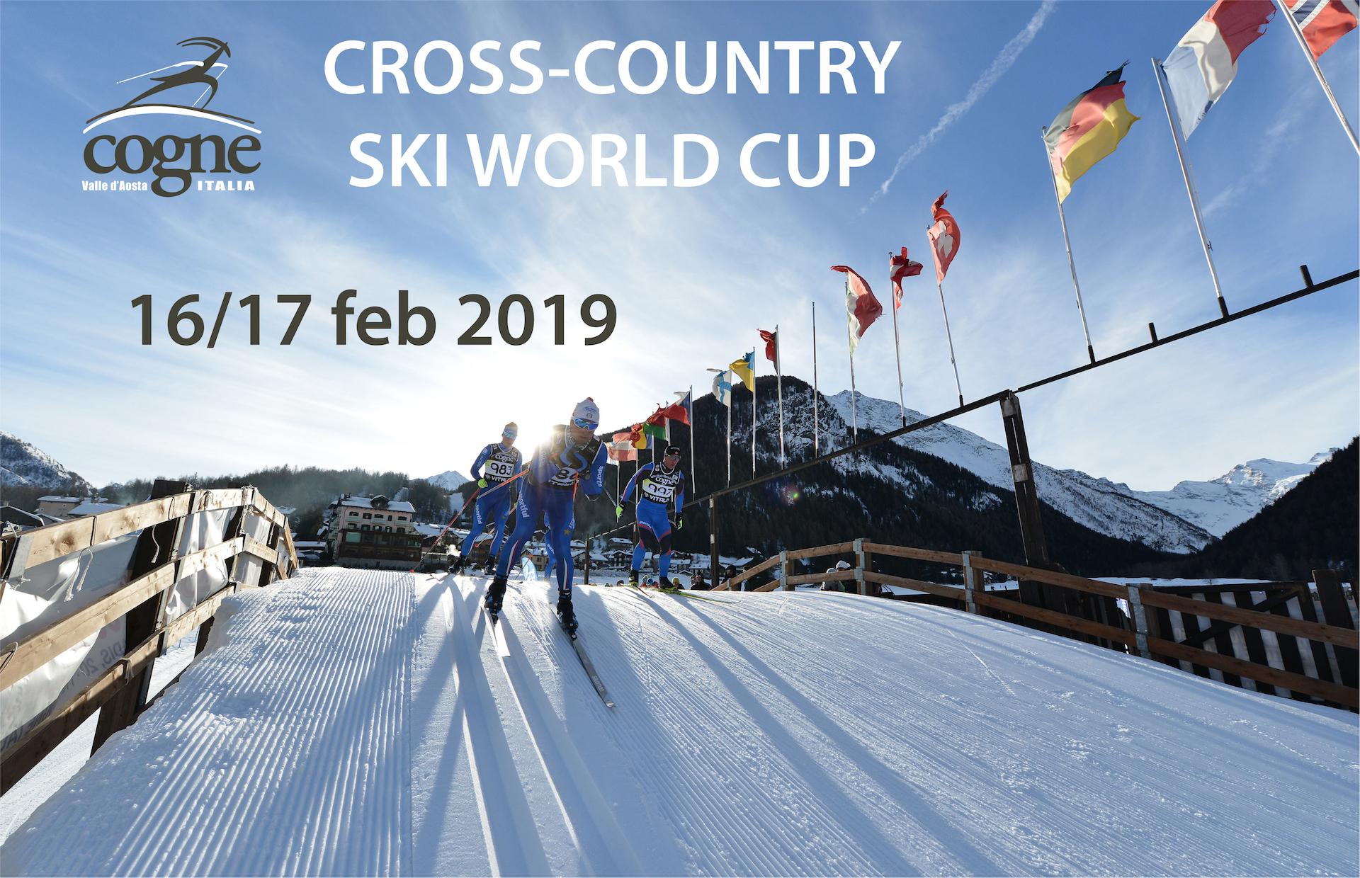Coppa Del Mondo Di Sci 2020 Calendario.Coppa Del Mondo Di Sci Di Fondo A Cogne Il 16 E Il 17