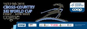 banner SKI WORLD CUP Cogne