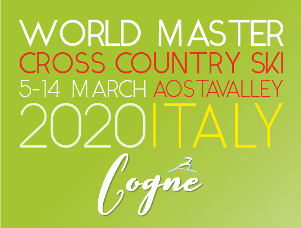 Master World Cup 2020 Cogne