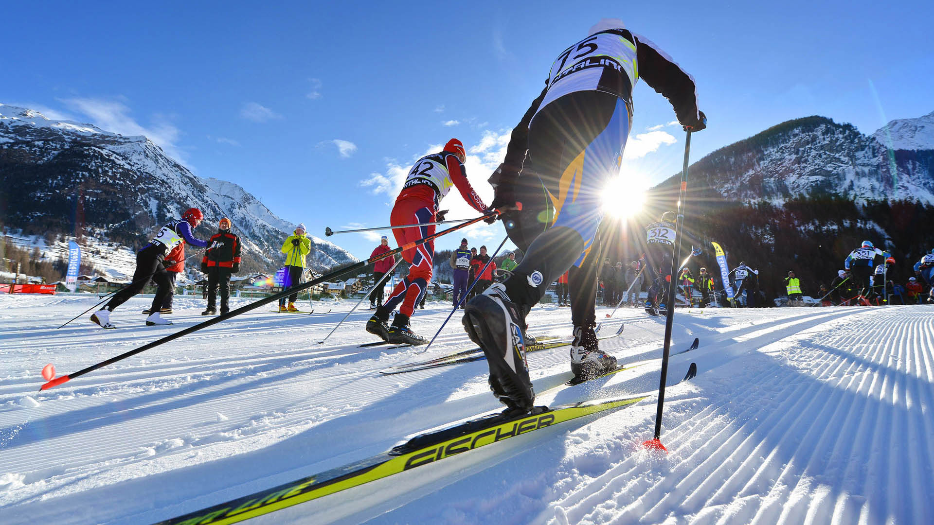 The registration for the MWC in Cogne has been extended